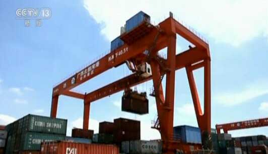 广西:陆海联动 构建南向新通道