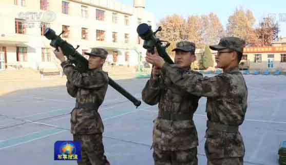 """十九大精神进军营:""""战地快报""""激活训练场"""
