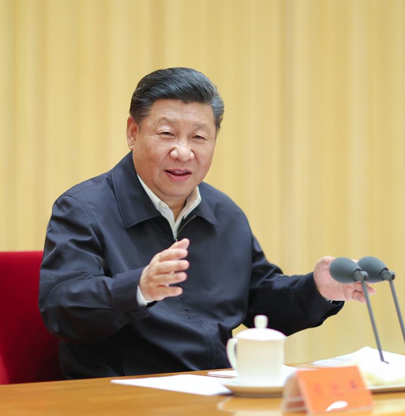 习近平在全国组织工作会议上强调 切实贯彻落实新时代党的组织路线 全党努力把党建设得更加坚强有力 王沪宁赵乐际出席