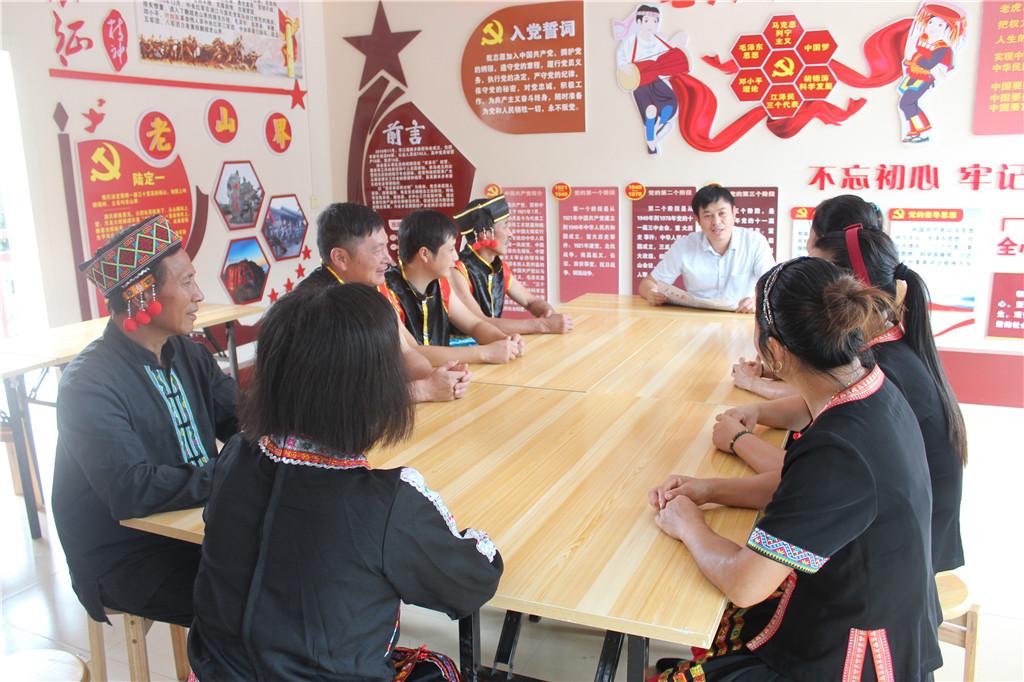 兴安:纪检监察干部到基层宣讲新《条例》