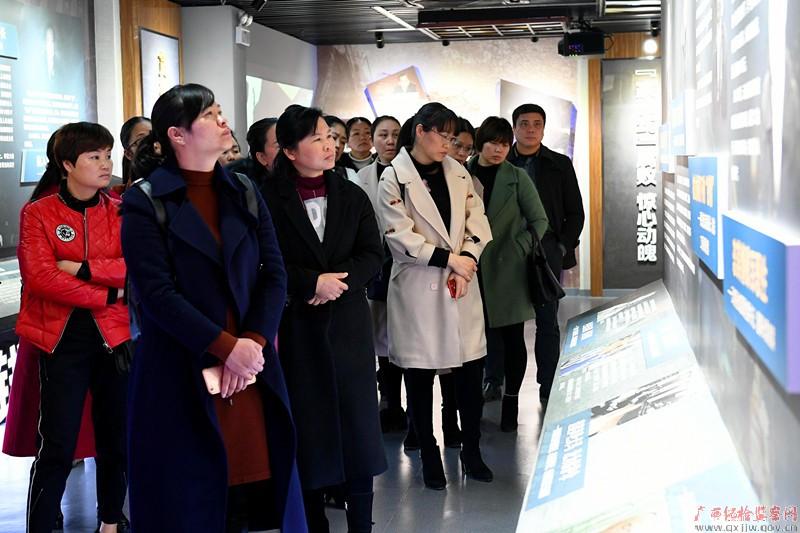 正人要从正己始——2018年以来桂林市加强纪检监察干部队伍建设纪实