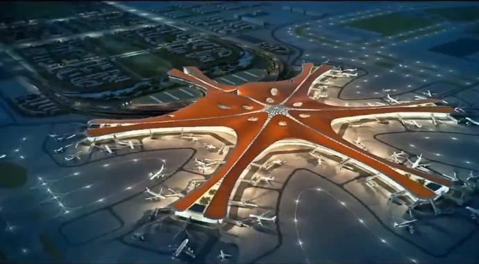 """全球最大单体航站楼是如何""""炼""""成的"""