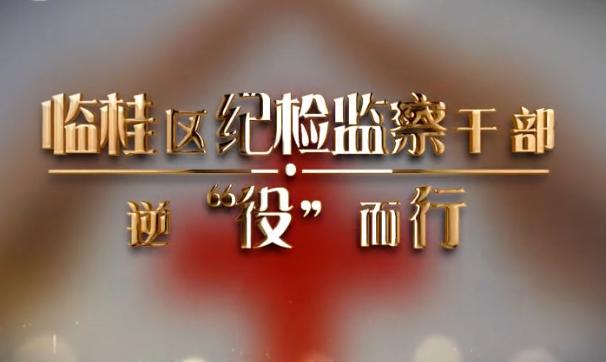 """【爱廉说第147期】临桂区纪检监察干部逆""""疫""""而行"""
