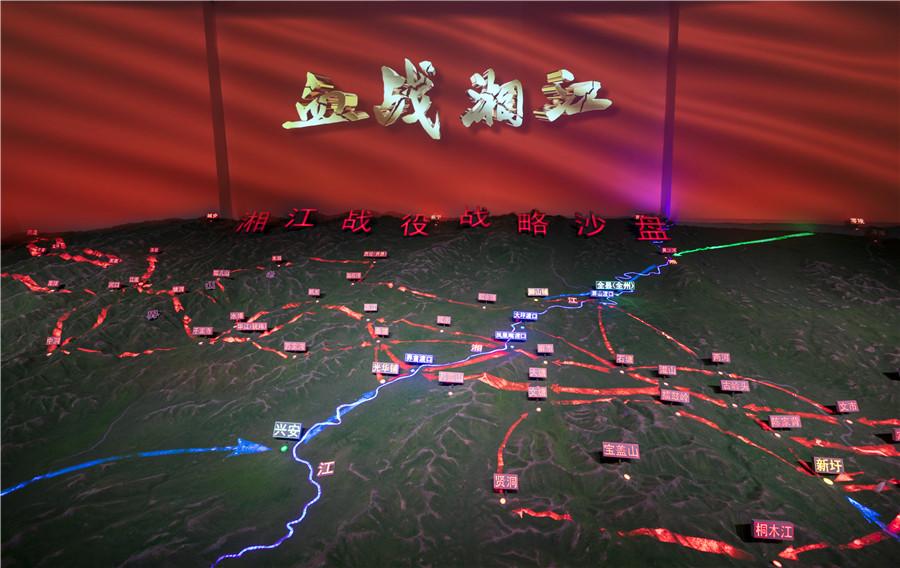 13纪念馆多媒体沙盘视频