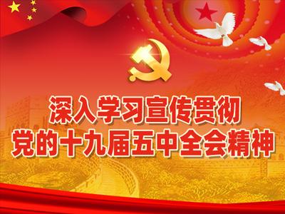 深入学习宣传贯彻党的十九届五中全会精神