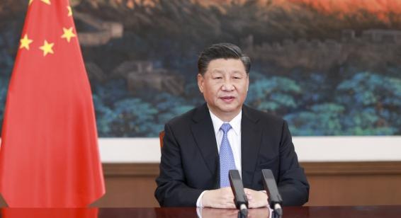 习近平在二十国集团领导人利雅得峰会
