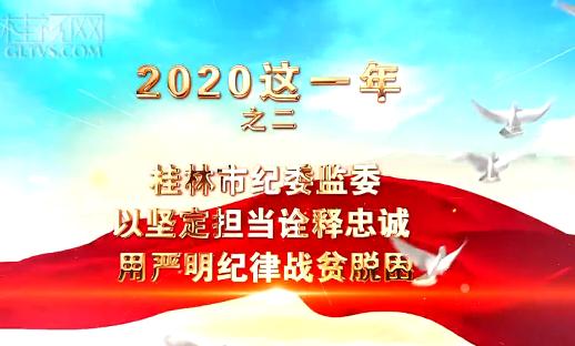【爱廉说第174期】2020这一年之二市纪委监委:以坚定担当诠释忠诚用严明纪律战贫脱困