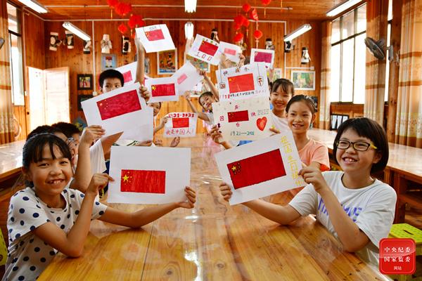 國慶鏡頭 | 共慶祖國華誕